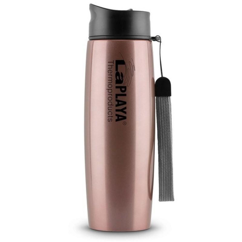 Термокружка LaPlaya Thermo Mug SS Strap 0.5L Pink