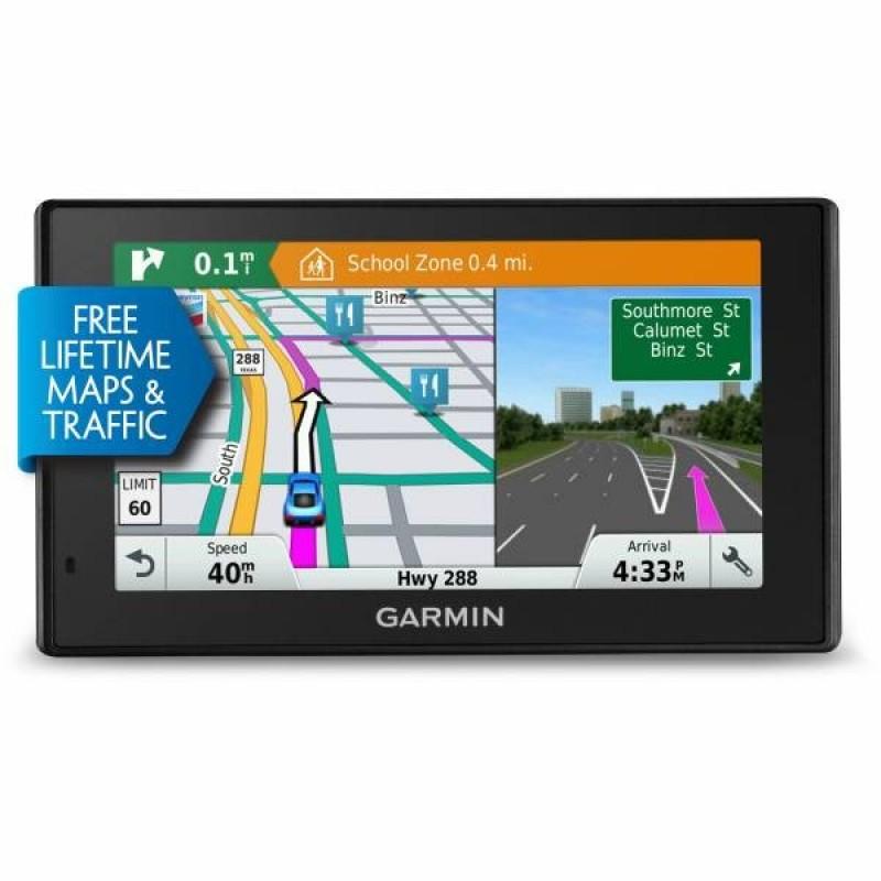 Навигатор Garmin DriveSmart 70LMT Европа (фото 2)