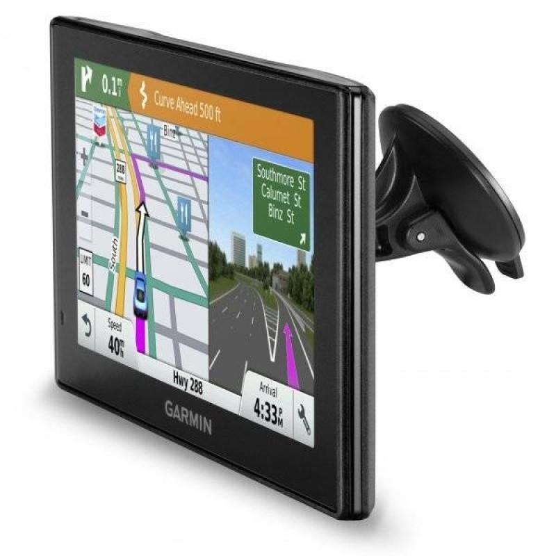 Навигатор Garmin DriveSmart 70LMT Европа (фото 3)