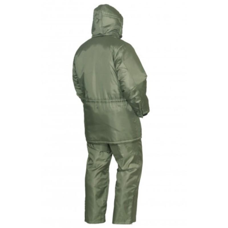 Зимний костюм для рыбалки ОКРУГ «РЫБАК» (Оксфорд, Олива ) (фото 2)