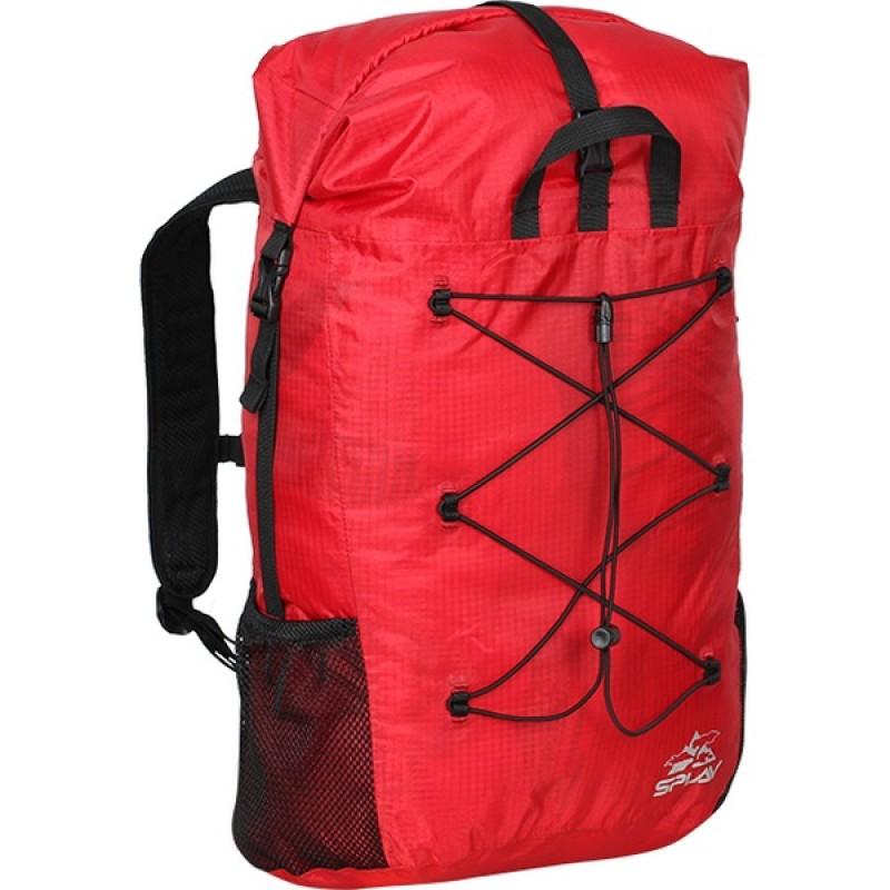 Рюкзак влагозащитный СПЛАВ TRIALON (красный)