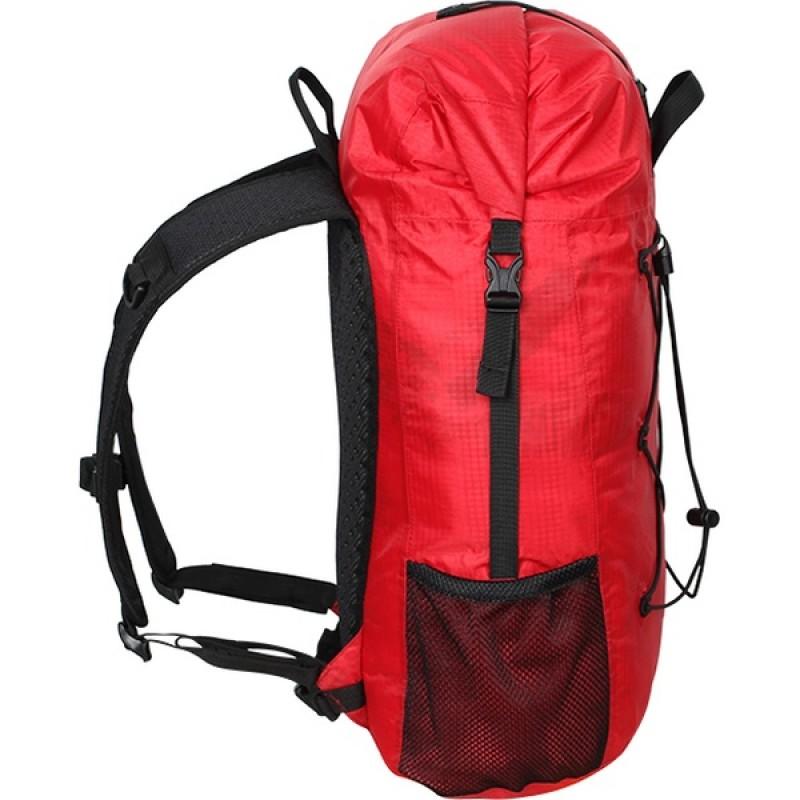 Рюкзак влагозащитный СПЛАВ TRIALON (красный) (фото 3)