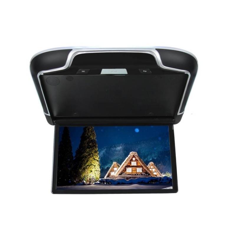 Потолочный монитор для автомобиля Потолочный СМАРТ ТВ 22 ERGO ER22AND (1920X1080, ANDROID) черный